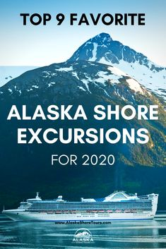 Our favorite Alaska excursions for Including tours in Juneau, Skagway, and Ketchikan. Don& delay in booking your Alaska Shore Tours! Packing List For Cruise, Cruise Travel, Cruise Vacation, Cruise Nails, Cruise Door, Alaska Cruise Tips, Alaska Travel, Disney Cruise Alaska, Frases