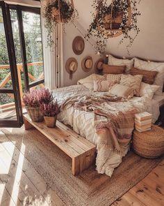 Room Design Bedroom, Room Ideas Bedroom, Bedroom Decor, Aesthetic Room Decor, Cozy Room, Dream Rooms, My New Room, House Rooms, Interior Design