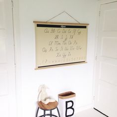 abc for kids room
