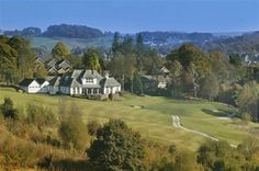 Cavendish golf club in a beautiful setting! Cavendish, which opened in 1925, was designed by Dr Alister MacKenzie, and unlike many early courses has not been altered in response to today's pressures.