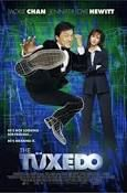 the tuxedo-a light hearted movie with a good number of laughs based on a hi tech suit and the benifits its wearer receives 6