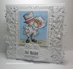 Crafty Urchins: just married