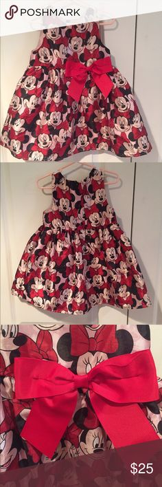 Minnie Dress My daughter wore this dress for her 2nd Minnie Mouse birthday. Super cute! So many compliments. H&M Dresses Formal