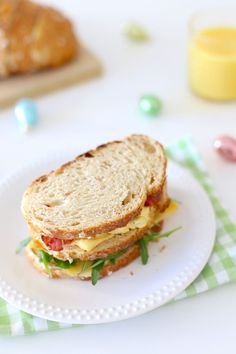 Exceptional Easter Recipe: Membership sandwich with egg salad Seafood Appetizers, Appetizer Recipes, Salad Recipes, Snack Recipes, Healthy Recipes, Sandwiches, Extra Recipe, Lunch Wraps, Tacos
