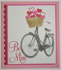 Baskets of Love Kitchen Sink Stamps