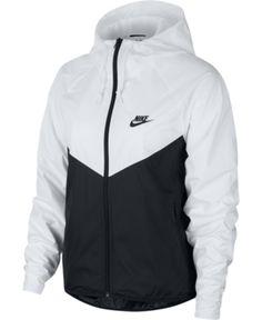 Nike NSW Camo Windrunner Jacke grünweiß