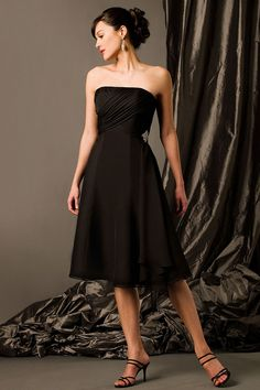 Come try this dress on at Bobbies Bridal in Peoria, IL! SB Boutique Bridesmaids#BB1000