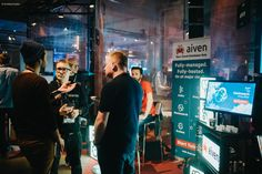 Celebrating entrepreneurship in Helsinki, where the worldwide startup community meets. Slush is a widely renowned event, now spreading globally. The philosophy: to help the next generation of great, world-conquering companies forward. #RIEDEL supported the event with an extensive radio infrastructure, incl. Hytera radios and headsets. #slush17