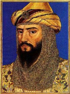 The leader of Muslims was Salah ad-Din and in charge of the christian army was Guy de Lusignan. Description from pinterest.com. I searched for this on bing.com/images
