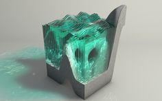Greyscalegorilla Blog   Creating Glass Sculptures In Cinema 4D