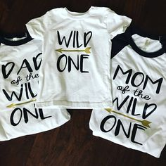 Brother of the Wild One Wild One Birthday Party, Birthday Themes For Boys, Girl First Birthday, Boy Birthday Parties, Baby Party, Baby Birthday, Birthday Ideas, Wild Ones, Wild Things