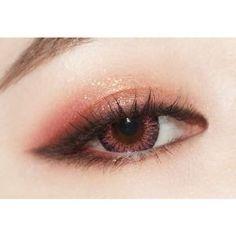 Red burgundy makeup ♪ (Daily makeup, makeup tuto Rotburgunder Make-up ♪ (Tägliches Make-up, Make-up Tuto Korean Makeup Look, Asian Eye Makeup, Natural Eye Makeup, Eye Makeup Tips, Ullzang Makeup, Cute Makeup, Gorgeous Makeup, Make Up Looks, Burgundy Makeup Look