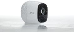 Netgear Arlo Pro is a smart wireless and weatherproof HD security camera