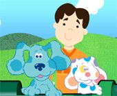 Blue's Gold Clues Challenge Games
