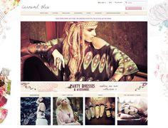 Ecommerce Website Design Custom Shop Website by HalftoneStudio, £360.00