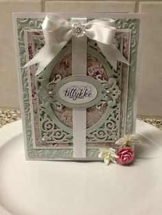 Card - scrap - congratulation - paperarts