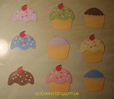 Juf Janna: De bakker