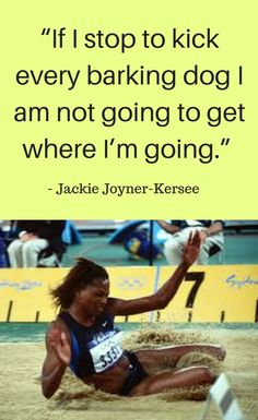 Jackie Joyner-Kersee quote Jackie Joyner Kersee, Vintage Black Glamour, Lest We Forget, All Is Well, Physical Activities, Woman Quotes, Drawing Ideas, Wisdom, Faith