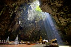 Holy Cave - Bangkok, Thailand Defiantly going here