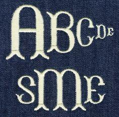 315 Handkerchief Monogram Satin Caps - Jolson's Designs