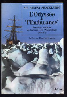 L'odyssée de l'Endurance - Shackleton