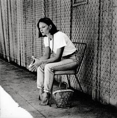Anton Corbijn. Jodie Foster