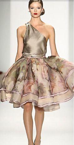 flower design.. dress