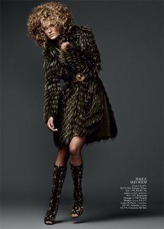 Editorial UP & DOWN - Harper's Bazaar Brasil - Julho 2014