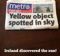 Meanwhile, in Ireland... - http://geekstumbles.com/funny/lolsnaps/meanwhile-in-ireland/