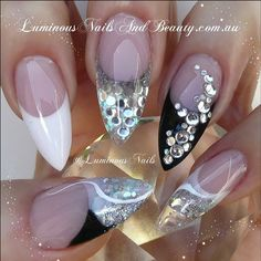 luminousnails #nail #nails #nailart