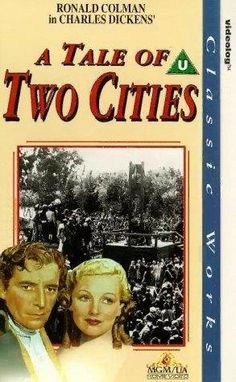 A Tale of Two Cities - Ronald Colman