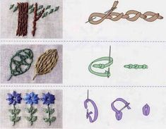 ribbon embroidery course