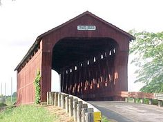 Visit the Covered Bridges of Madison County Iowa – Did it!  Cross this off My Bucket List
