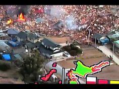 【東日本大震災】津波の瞬間 生放送 最も衝撃的,earthquake Tsunami Japan - YouTube