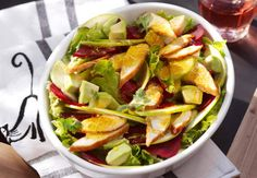 Salade de poulet bistrotVoir la recette de laSalade de poulet bistrot…