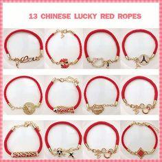 New Lucky charm bracelets for women men gold plated fashion rope chain bracelet 12 style love flower knot skeleton (#BR011)