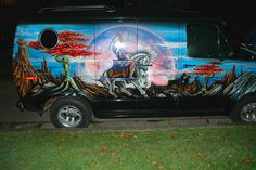 #art #van #project #vans
