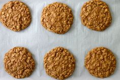 Pumpkin Spice Oatmeal Cookies are filled with pumpkin spice. Utterly awesome!