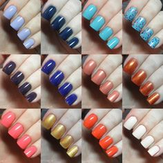 The Lacquerologist: OPI Euro Centrale for Spring/Summer 2013: Swatches and Review!...