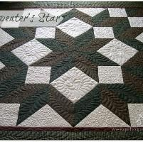 Quilting: A Carpenter's Star