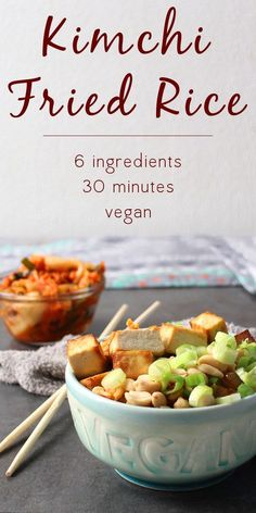 Make this vegan Kimc