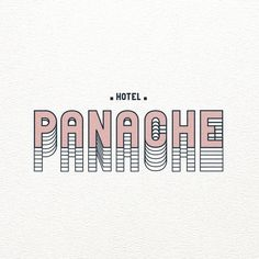 Hotel Panache By Studio Chzon / Dorothee Meilichzon