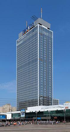 Park Inn By Radisson Berlin Alexanderplatz Wikipedia In 2020 Hochhaus Gebaude Erdgeschoss