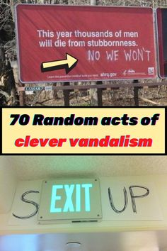 Even though there are those types of negative instances of #vandalism that happen all the time – there are actually some pretty clever ones out there too that really…aren't so bad. These 70 #vandals were thinking outside the box when they took to the streets. Should this type of vandalism be #illegal? You be the judge. Unbelievable Facts, Amazing Facts, World 2020, Viral Trend, Classy Nails, Mehandi Designs, Tattoo Designs For Women, New Pins, Fun Facts