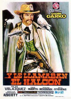 Y le llamaban El Halcón - Uomo avvisato mezzo ammazzato... Parola di Spirito Santo