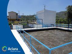 Plantas de tratamiento Aclara, con la mejor tecnología de lodos activados, sistema biológico para tratar bien al agua y al medio ambiente. http://aclara.mx/