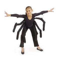 Diy Halloween Costumes for Kids The Gardening Cook Karen solt. For bailey halloween costume. Easy Halloween Costumes Kids, Halloween Club, Holidays Halloween, Cool Costumes, Costume Ideas, Halloween 2014, Diy Spider Costume, Charlotte Web Costume, Fashion Art