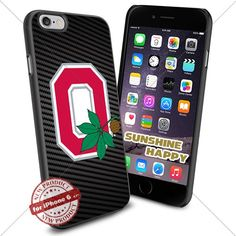 Ohio State Buckeyes, Logo NCAA Sunshine#2163 Cool iPhone 6 - 4.7 Inch Smartphone Case Cover Collector iphone TPU Rubber Case Black SUNSHINE-HAPPY http://www.amazon.com/dp/B011SHB1UQ/ref=cm_sw_r_pi_dp_eSH.vb0V2FKV1