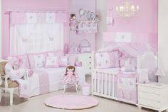 Ganhe um lindo quarto completo para seu bebê