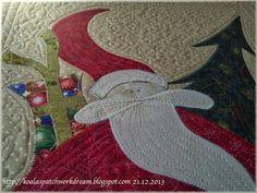 Mikołaj odpoczywa - :)